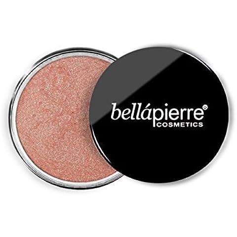 Bellapierre Cosmetics Peony - Iluminador mineral en polvo suelto