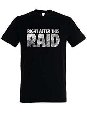 Urban Backwoods Right After This Raid T-Shirt – Tamaños S – 5XL