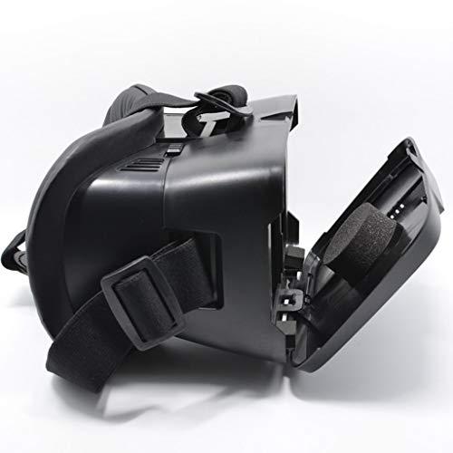 Virtual Reality Headset VR Eye 3D Virtual Reality Headset Mit Verstellbarem, Elastischem Band Für Smartphone Mit 4,5-6,5