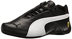 PUMA Mens SF Future Cat OG Walking Shoe, Puma Black-Puma White-Puma Black, 5 M US