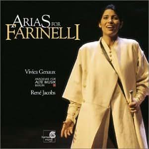 Vivica Genaux ~ Arias for Farinelli