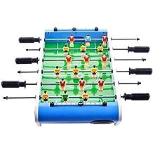 BABYFOOT Table En Bois Jeu de Football, Table de Baby-Foot,Baby Foot faa81ac38be1