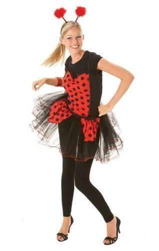 Rubies Lady Bird vestido Vasco Top Fantasía (Medium)