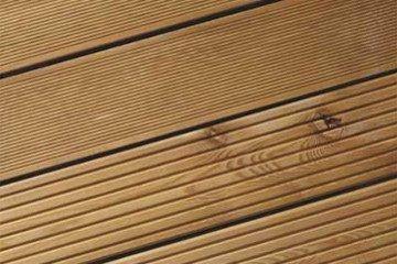Terrassendielen Sibirische Lärche, 26 x 143 mm, 3,00 m lang