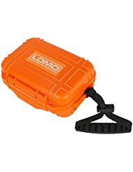 Lomo Drybox 16 Mini Size - Orange. Kayak dry Box