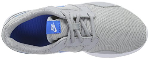Nike Youths Kaishi Leather Trainers Gris