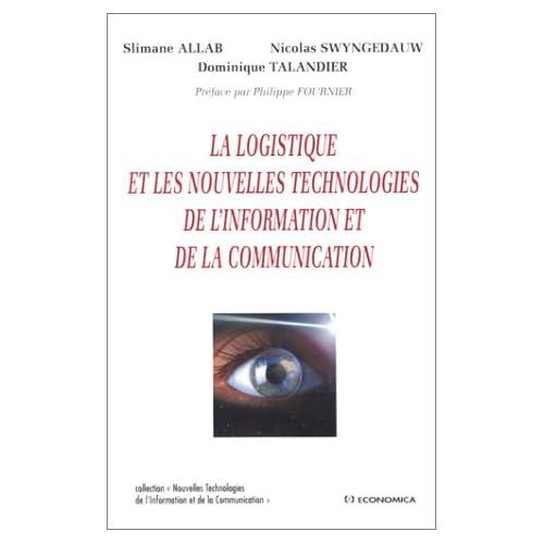 La logistique et les nouvelles technologies de l'information et de la communicat