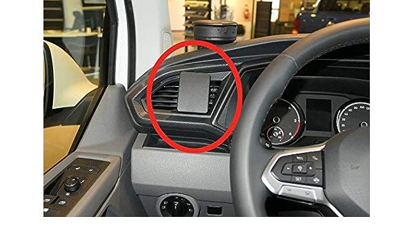 Brodit Proclip Fahrzeughalter 805589 Made In Sweden Linksbefestigung Für Linkslenkende Fahrzeuge Passt Für Alle Brodit Gerätehalter Elektronik