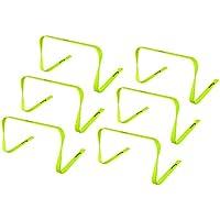 Kosma Set di 6 ostacoli per l'allenamento fitness Multi-Sport Speed Training: dimensioni 12 pollici