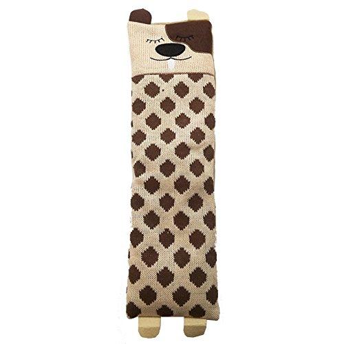 Fascia scaldacollo termico riscaldabile al microonde animali c/noccioli di ciliegia