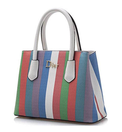 Keshi Pu Cool Damen Handtaschen, Hobo-Bags, Schultertaschen, Beutel, Beuteltaschen, Trend-Bags, Velours, Veloursleder, Wildleder, Tasche Mehrfarbig 9
