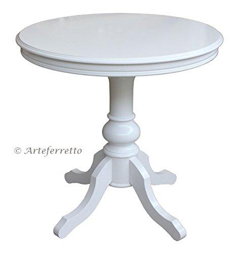 Esstisch Coavas Rund Küchentisch Modern Büro: Runder Tisch 80 Cm Durchmesser: Amazon.de: Küche & Haushalt