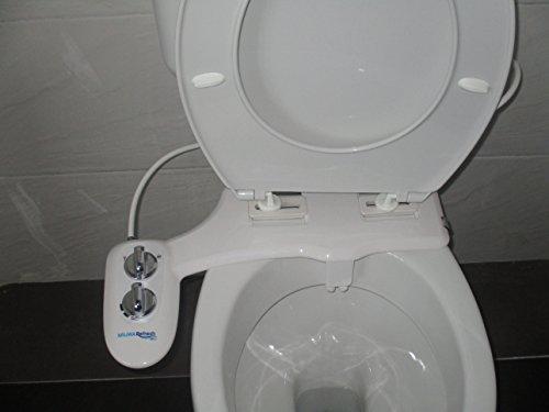 Bidet WC Dusche MIuWARefresh Bidet 600 Intimpflege Taharet Neues Design