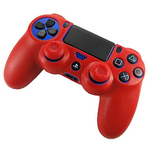 DOTBUY PS4 Controller Funda Siliconas Protector Protectora Mando de PlayStation 4 PS4...