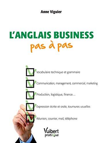 Livres L'anglais business pas à pas pdf, epub ebook