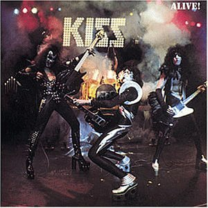 Alive I (Kiss-live-cd)