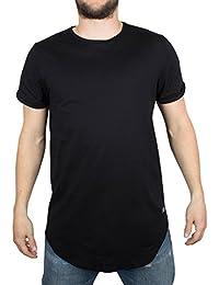 T-shirt uni Sixth June oversize noir 1696C