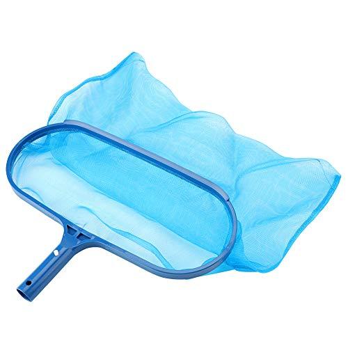 Duokon Pool Net Deep Bag Pool Skimmer Blatt Blau Kunststoff Feine Mesh Net Deep Bag Schwimmbad Teich Badewanne Reinigungswerkzeug Deep Colander