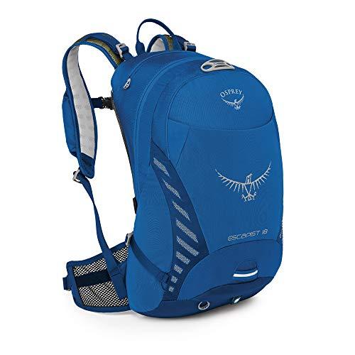 Osprey Escapist 18 Multisport-Rucksack für Männer -Sport Pack - Indigo Blue (M/L)