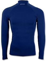 Joma Brama Classic - Camiseta térmica de manga larga, para hombre, azul navy