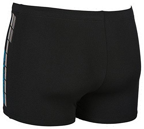 Arena Herren Badehose Magnus Shorts Black