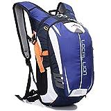 TnXan Ourdoor Sport Bag Travel Backpack Hiking Backpack Rucksack 18L Waterproof Bicycle Backpack Cycling Bike Rucksacks Packsack Riding Running Backpack Ride Pack