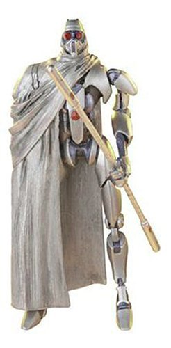 Preisvergleich Produktbild Hasbro 85282 Grievous Bodyguard with Battle Attack No.8 - Star Wars Revenge of the Sith Collection