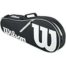 Wilson Advantage Ii - Raquetero , color negro / blanco, talla NS