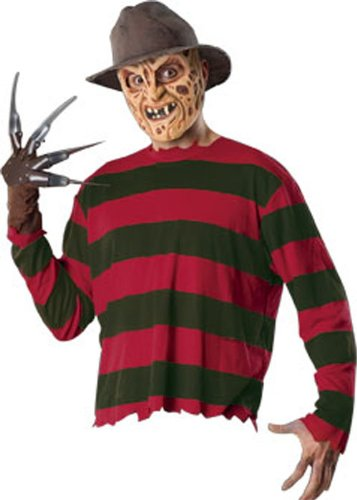 Freddy Krueger Kostüm Kostüm Kit