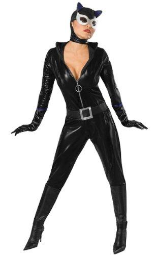 Kostüm Damen Knight Katze Dark Rises (Catwoman Damen Kostüm Katze Katzenkostüm Größe)