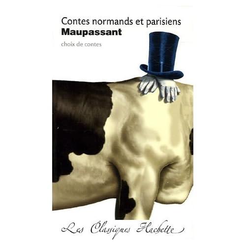 Contes normands et parisiens : Choix de contes