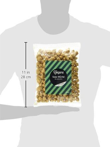 Veganz Soja Würfel – 5 x 300g - 6