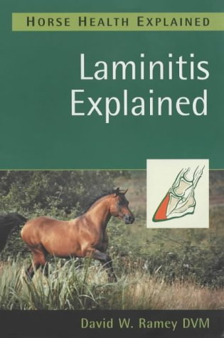 Kenilworth Press Ltd Laminitis Explained (Horse Health Explained)