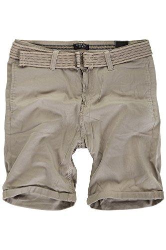 Jeans Kurze Hose Herren Shorts Männer Denim Bermuda Joggjeans Chinoshorts (Beige - Modell 11, W29)