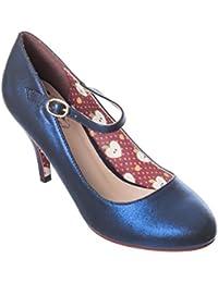 DADAWEN Zapatillas de Material Sintético Para Hombre, Color Gris, Talla 40,5 EU=25 cm