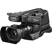 Panasonic HC-MDH3, Full HD, 20X, Professional camcorder, Black