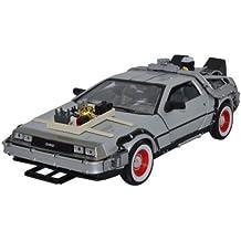 Welly 22444W - Regreso al Futuro Parte III, DeLorean Diecast Collector's model escala 1:24