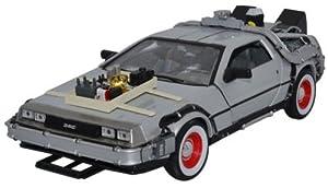 slot: Welly 22444W - Regreso al Futuro Parte III, DeLorean Diecast Collector's model e...
