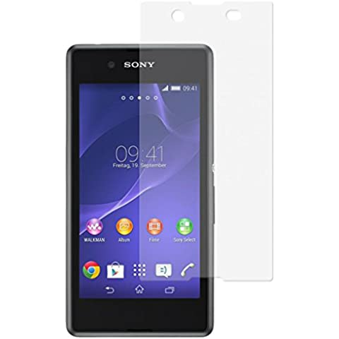 Zooky® Premium Protector de pantalla de cristal templado para Sony Xperia E3