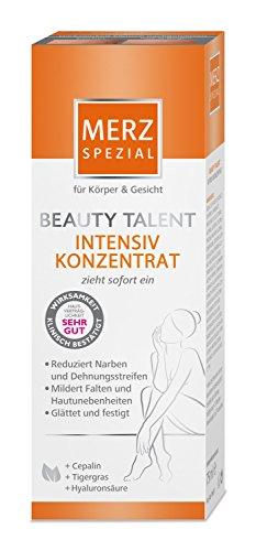 Merz Spezial Pflegecreme Beauty Talent Intensivkonzentrat - Spezielles Konzentrat zur Reduktion von Narben & Dehnungsstreifen - 1 x 75 ml Tube