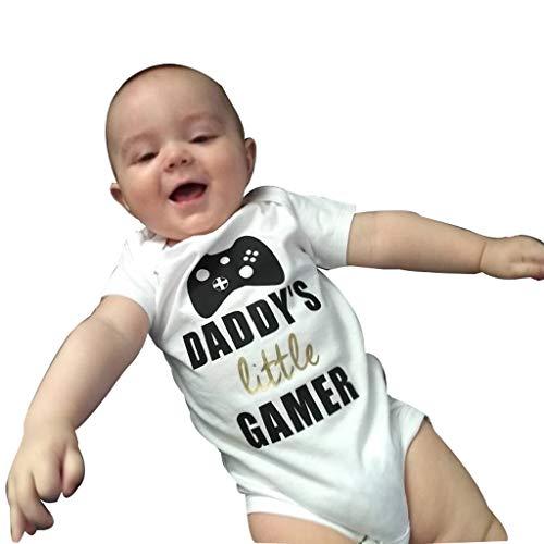 Spruch für Jungen Mädchen Unisex Kurzarm Daddy | handbedruckt in China | Handmade with Love | Verschiedene größen ()