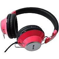 Maxell 303713 - Auriculares, diseo Retro de DJ, Color Rosa