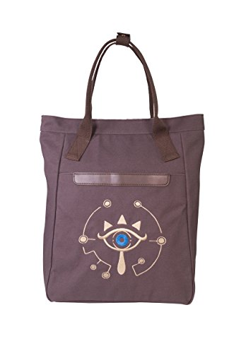 Preisvergleich Produktbild Musterbrand Zelda Tasche Sheika water repellent / Gaming Clothes Dark Grey ONE
