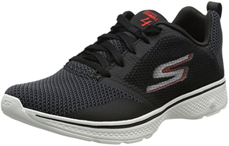 Skechers Go Walk 4-Solar, Zapatillas para Hombre -