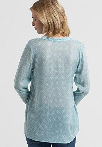 ARMEDANGELS Damen Tencel® Bluse - Nila Dots - Mint