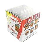 Pracht Creatives Hobby P90046-63501 - Pixel Spaß Bastelset 25, für 6 Medaillons, Schlüsselanhänger, für Kinder, Jungen und Mädchen, ideal als kleines Geschenk, Mitgebsel, für den Kindergeburtstag
