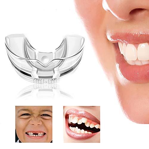 SUN RDPP Kieferorthopädisches Gerät Packung mit 3 formbaren Zahnschutz für Zähneknirschen, Bruxismus, Sport Athletic, Bleaching Tray.