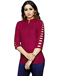 11854247f6a8c8 Shirts For Girls  Buy Shirts For Women online at best prices in ...