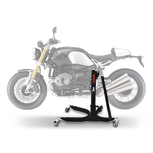 Bequille d'atelier Centrale ConStands Power pour BMW R NineT Urban G/S 17-20 noir mat
