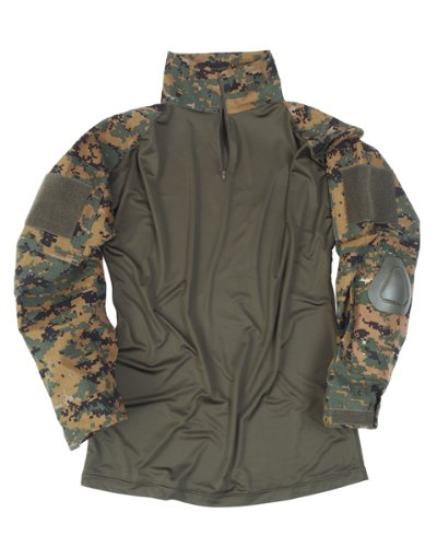 mil-tec-warrior-chemise-avec-coudieres-digital-woodland-taille-m